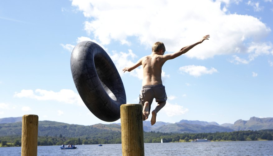 The Finger Lakes region offers water play and many outdoor activities for family fun.