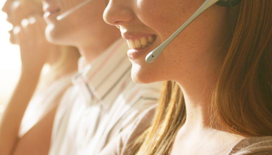 Los agentes de servicio al cliente pueden mejorarse con un conjunto de directrices claras.