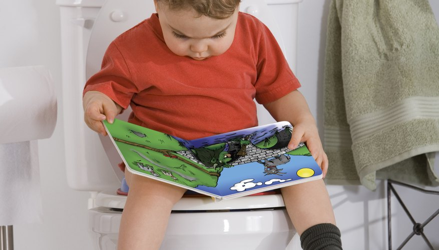 Potty training is an exciting -- and potentially stressful -- time for parent and tot alike.