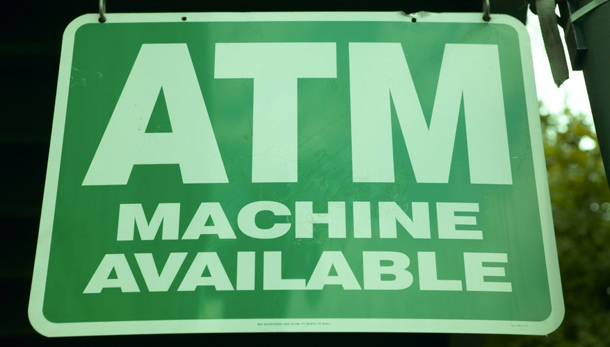 Automated teller machines can be found almost anywhere.