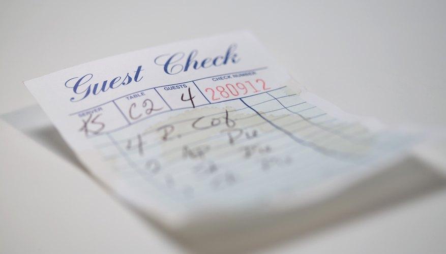 Una factura es simplemente una cuenta detallada, pero a un cliente de negocios.