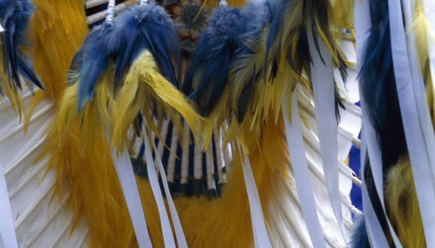 Indian regalia is a powerful representation of the four Navajo colors.