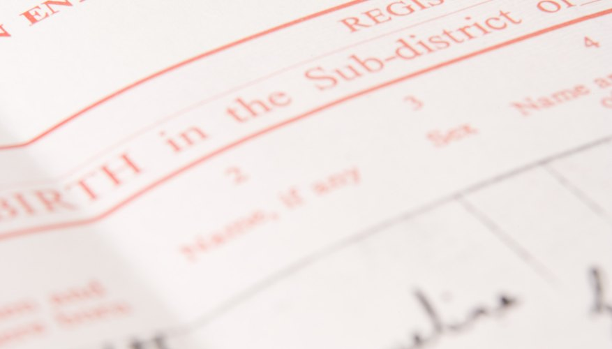 How To Change A Birth Certificate How To Adult