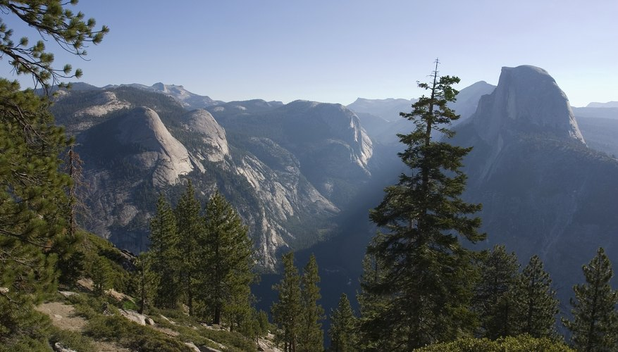 The Sierra Nevada Mountains are considered to be vulnerable.