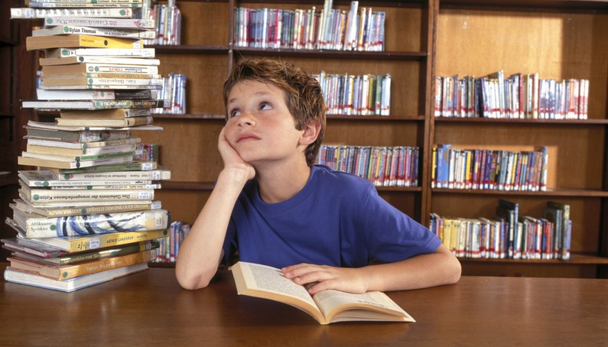 Las librerías de la ciudad ofrecen programas infantiles.