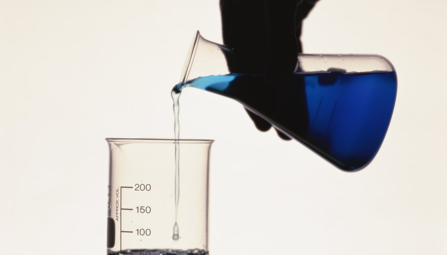 Measure each beaker individually before conducting your experiment.