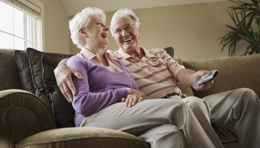 Reverse mortgage give seniors tax-free income.