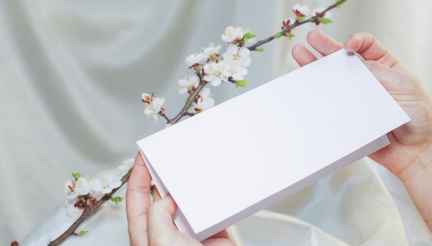 postcard in hand template