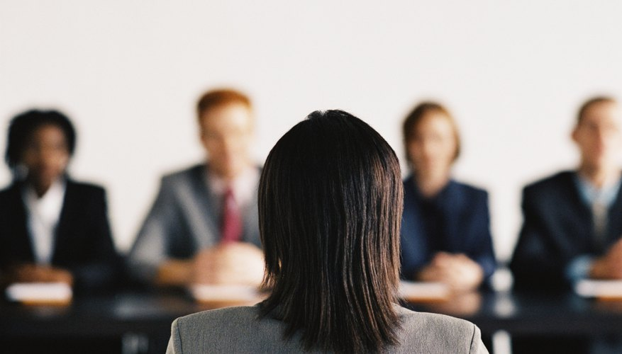 Read about the foundation before you interview.