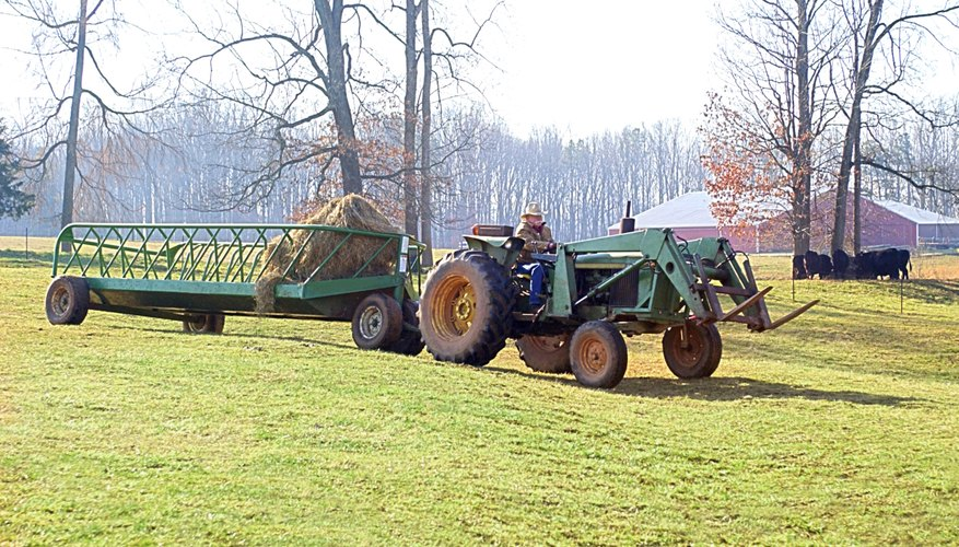 The John Deere 4020 is a classic, but it can benefit from a 12-volt conversion.