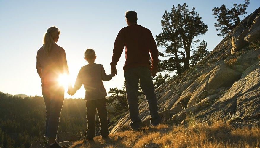 Muchas actividades para niños se pueden encontrar en Pagosa Springs.