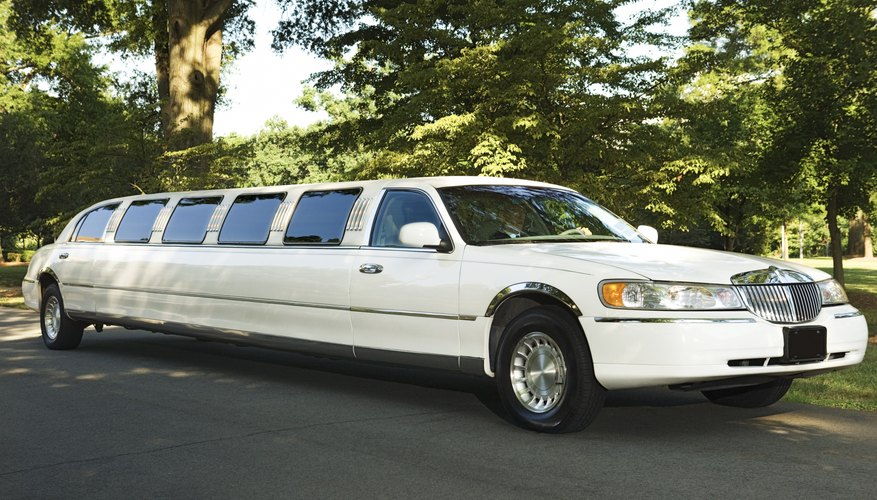 Rent a limousine to give the party a fancy touch.