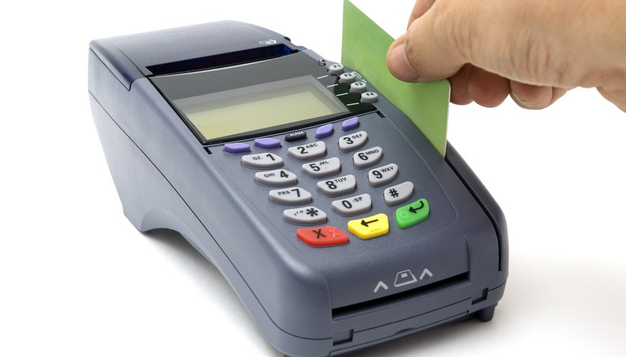 verifone reset How to Reset a Verifone 3750 | Bizfluent