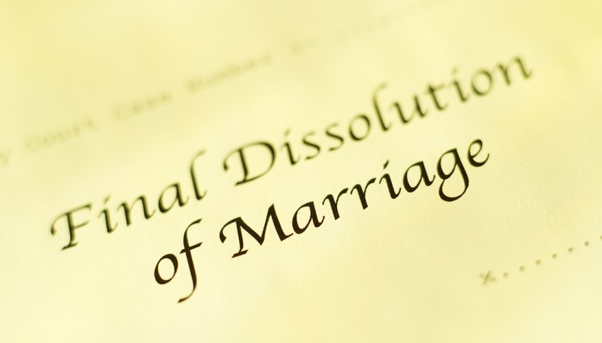 Divorce may lead to short sale, but a high-earning spouse can prevent approval.