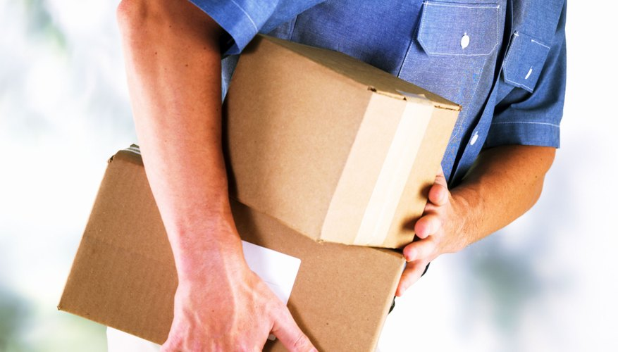 Independent couriers are willing to drive or even walk to deliver their packages.