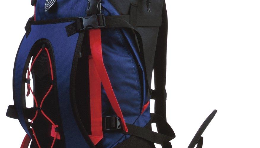 El equipaje para los aventureros.