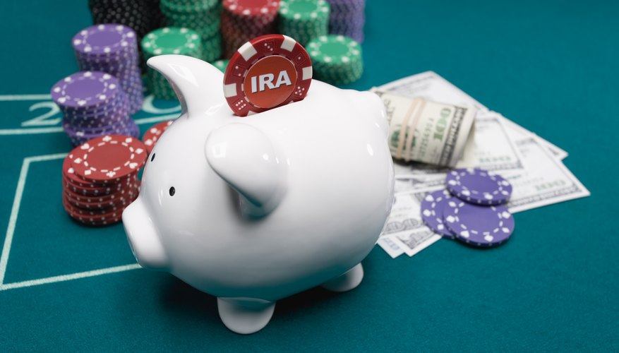 Converting from a traditional to a Roth IRA can be a gamble.