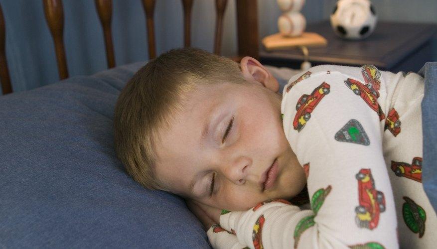 Dormir con música puede crear una necesidad de escucharla todas las noches.