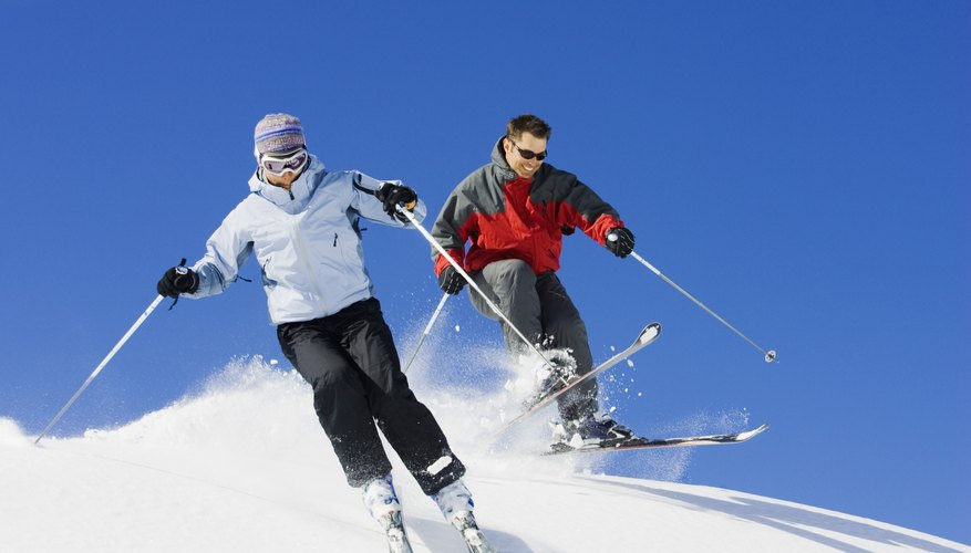 a chance to win a ski weekend could sell tickets