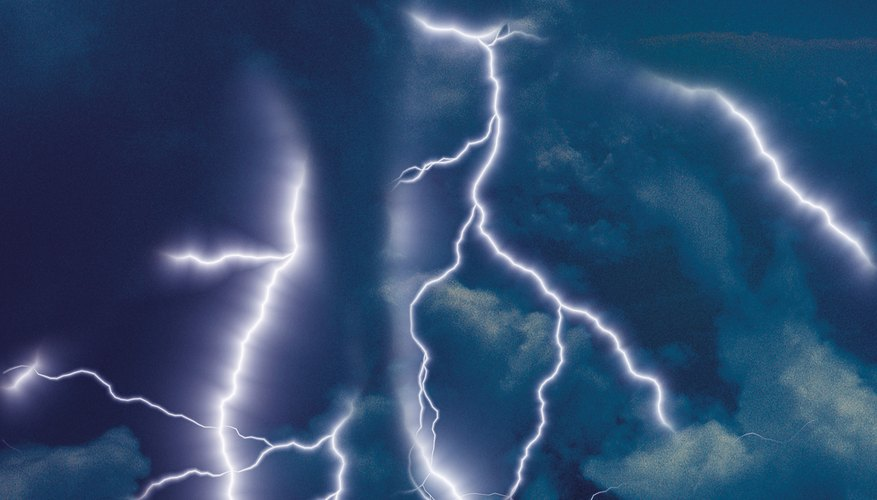 Simulate the sounds of a thunder storm by creating your own thunder sheet.