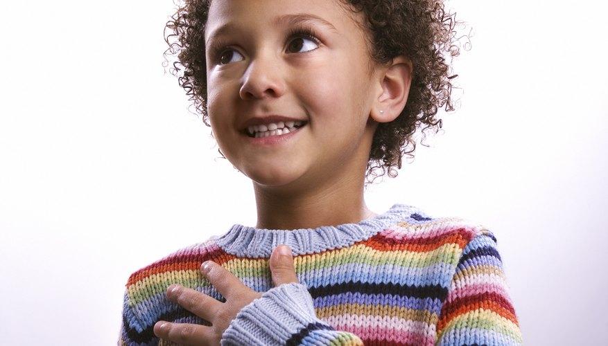 Explicar el Juramento a la Bandera a los niños exige utilizar términos que ellos entiendan.
