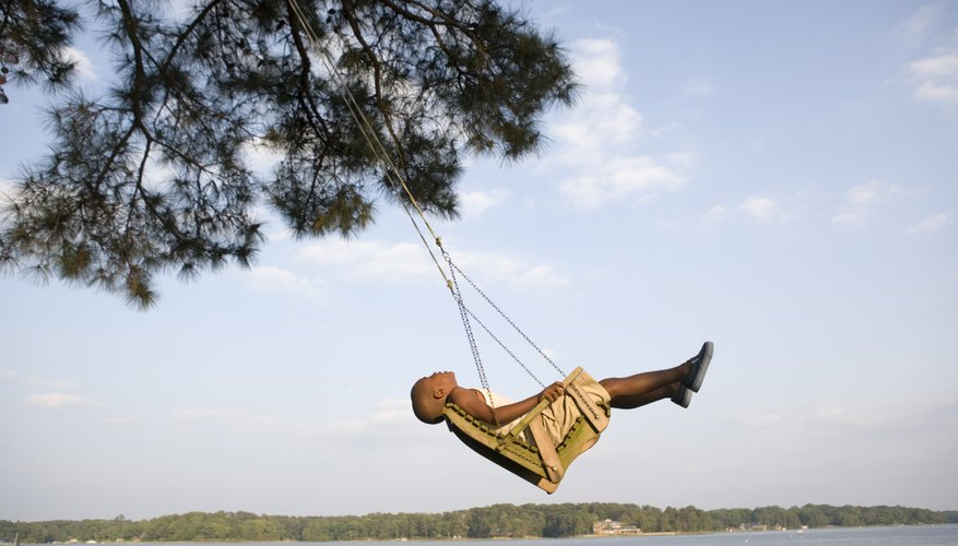 Keep your family safe with a properly installed swing.