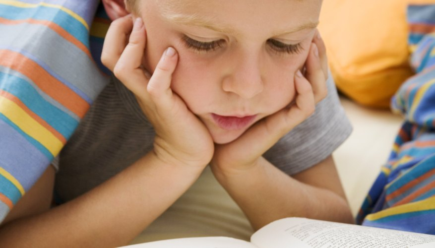 Improving your child's visual attention can make it easier to learn sight words.