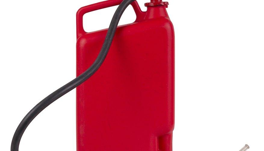Reinicia tu auto cuando se queda sin gasolina.