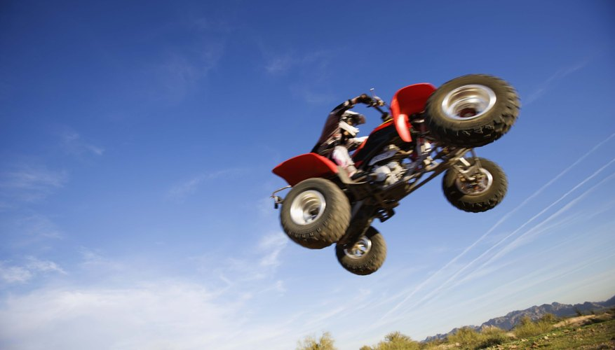 Buying an ATV after bankruptcy is challenging, but not impossible.