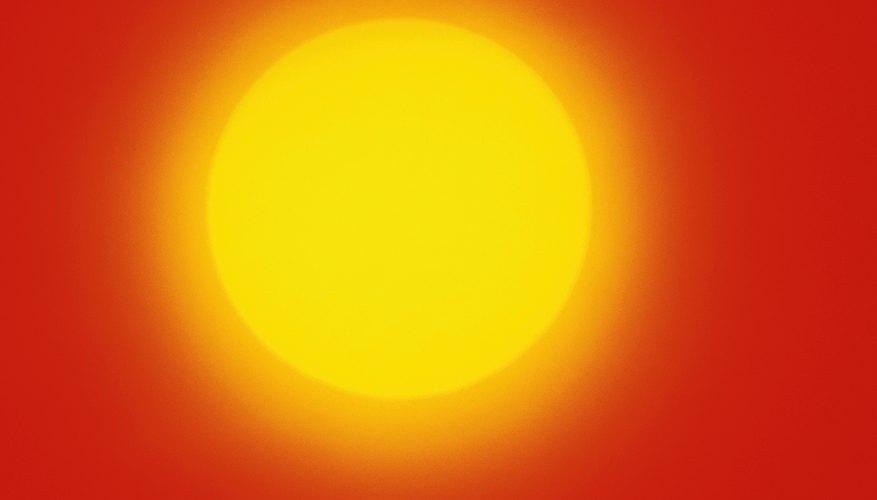 Una luz solar fuerte puede dañar tu piel.