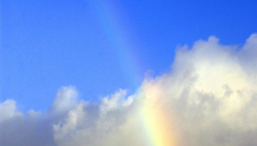 Un prisma en el cielo.
