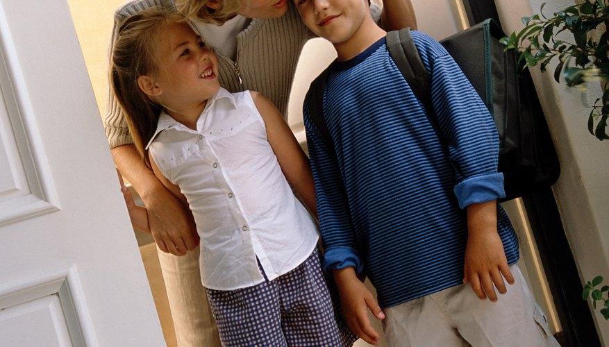 Show affection regularly to encourage good behavior.