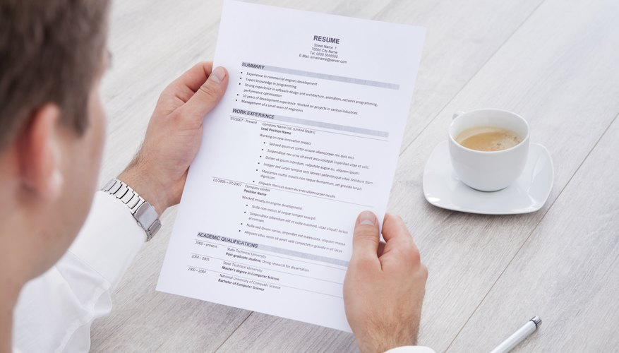 How To Create A Resume With No Job Experience How To Adult