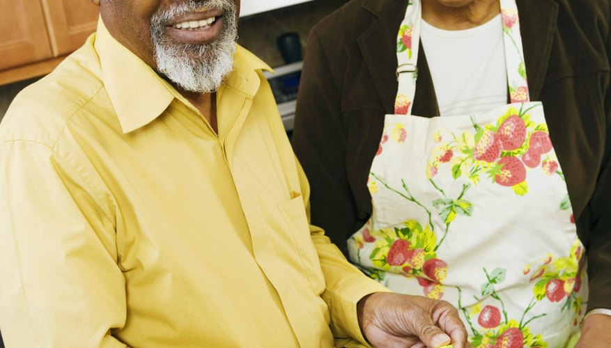 A reverse mortgage can help with retirement finances.