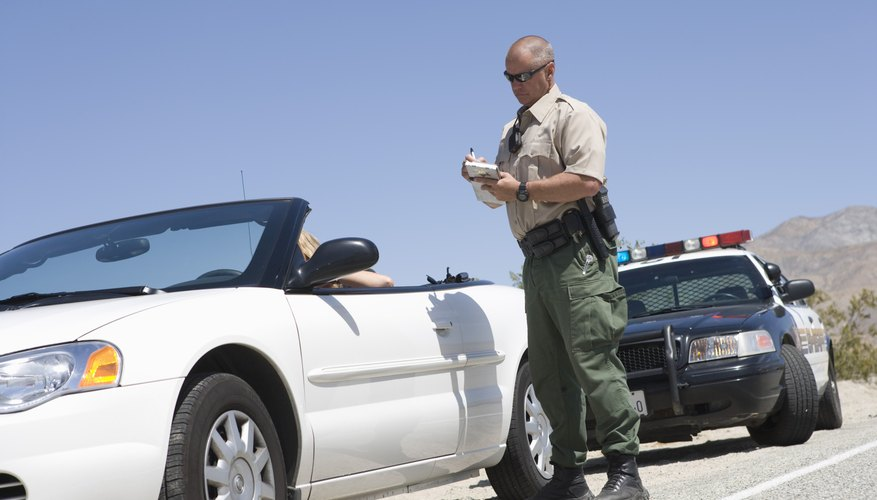 Speeding in a school zone is costly.