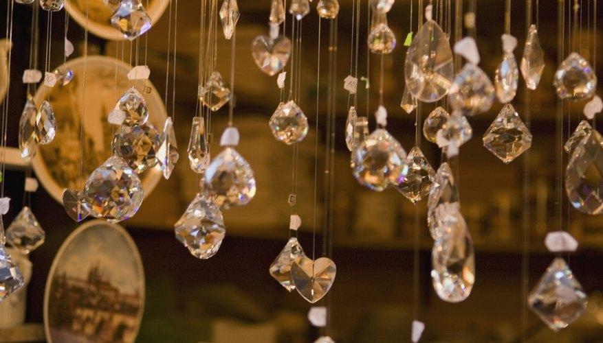 Los cristales Swarovski son de muy alta calidad.