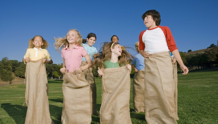 Preteens can go to camp in the summer to stay active.
