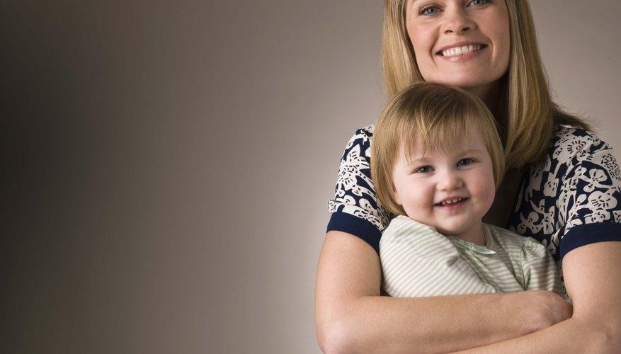 Pasa tiempo con tu niño en una clase de mamá y niño.