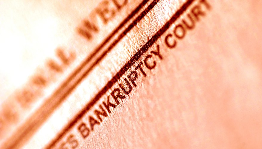 Bankruptcy can have a long-lasting impact on your credit