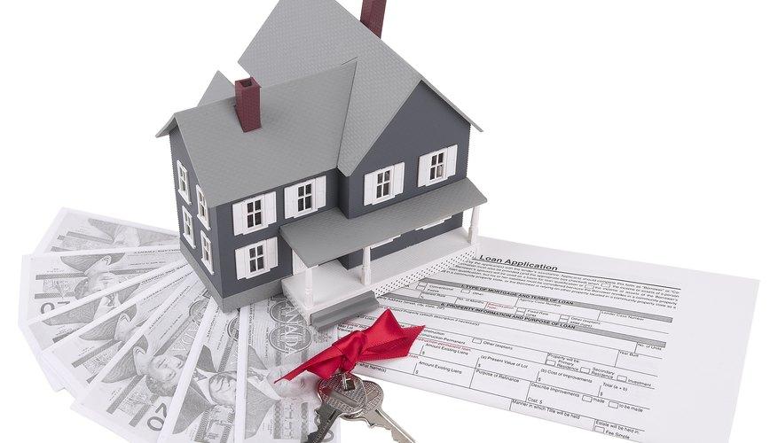 Haz algunas cosas que te ayuden a obtener la casa de tus sueños.