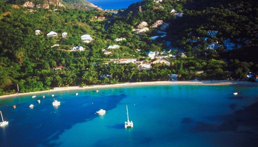 St. Barts offers rugged beauty and luxury living.