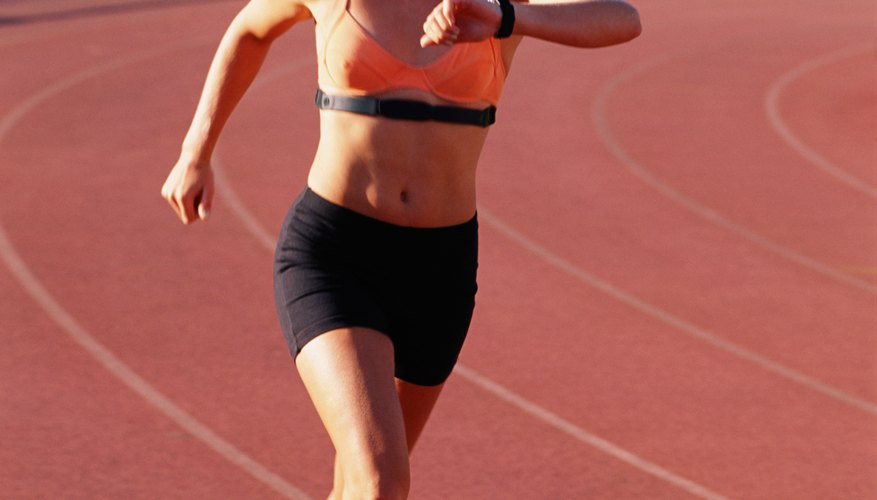 Your exercise heart rate increases in response to your intensity.