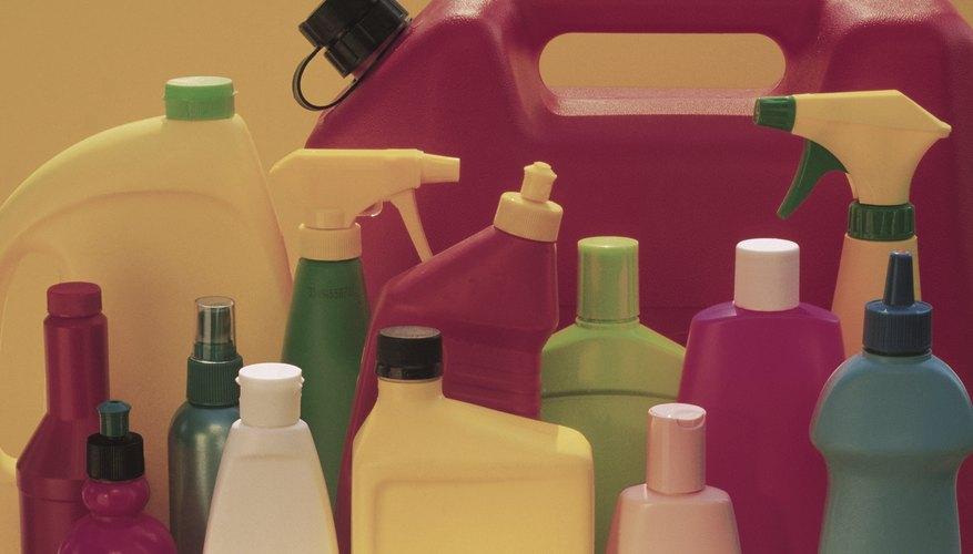 Puedes encontrar ácidos y bases en tu hogar.