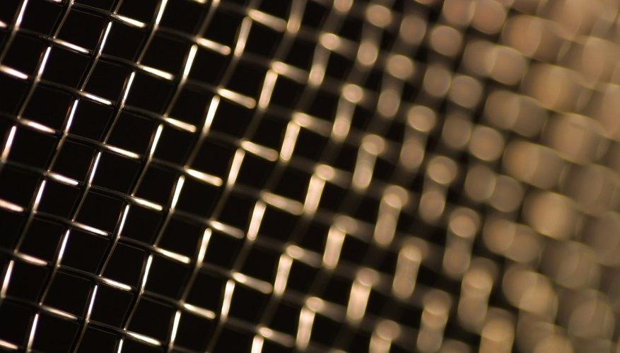 Use conductive hardware cloth to build an EMF shield