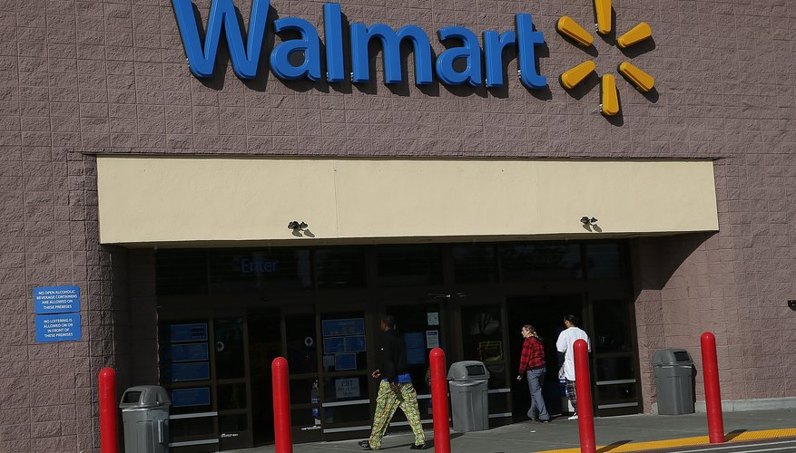 Wal-Mart Posts 21 Percent Drop In Q4 Profit