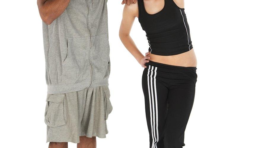 El elástico es muy útil para la elaboración de prendas de vestir.
