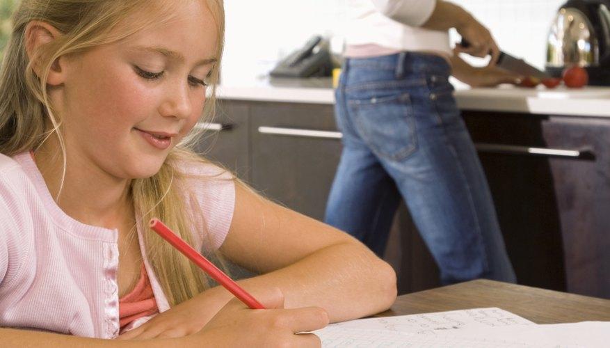 Algunos niños de Carolina del Norte tienen que quedarse en casa solos después de la escuela.