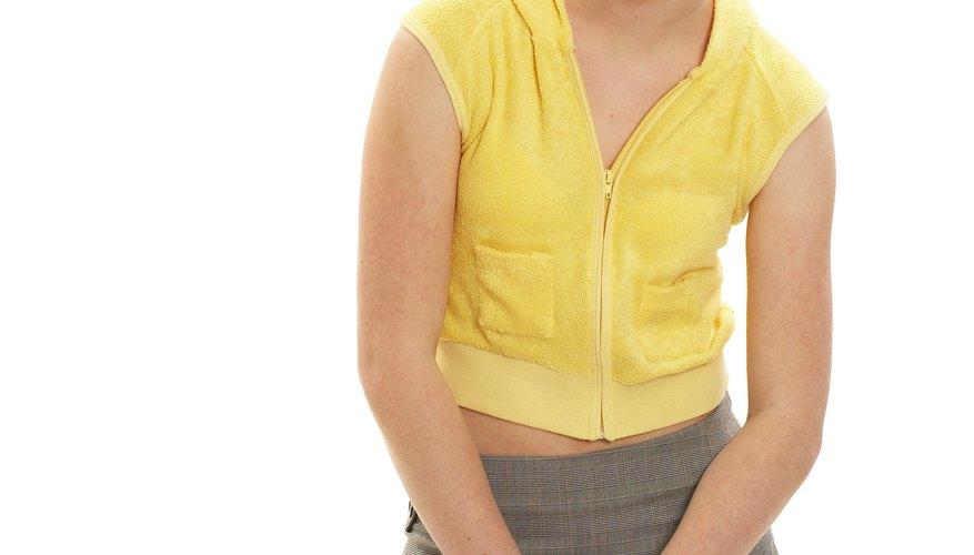 Cómo hacer una falda plisada.