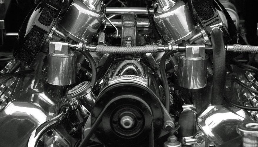 Construir un motor de Ford 302 para alto desempeño requiere de tiempo y dinero.