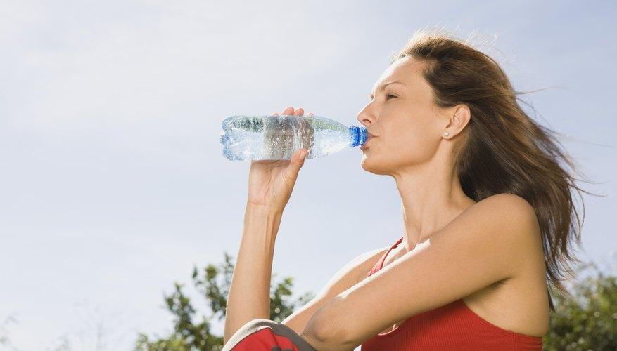 El agua embotellada es un negocio seguro.